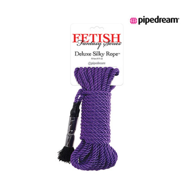 [PD386512] DELUXE SILK ROPE - PURPLE